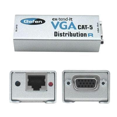 1x8 Vga Cat5 Distribution