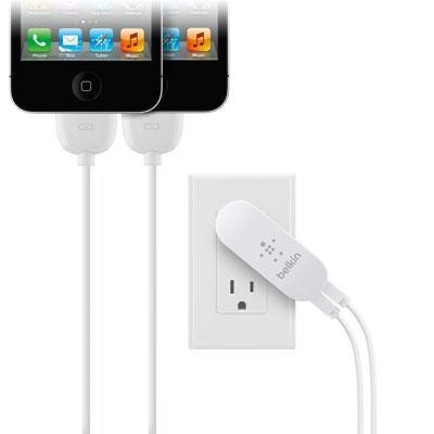 Dual 2.1a Full Wall Charger