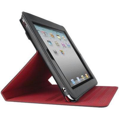 Leather Folio Case/stand Ipad2