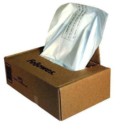 Powershred Waste Bags 50 Pk