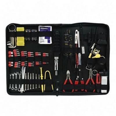 100 Piece Tool Kit Black