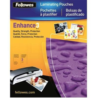 Laminating Pouches 100pk Clear