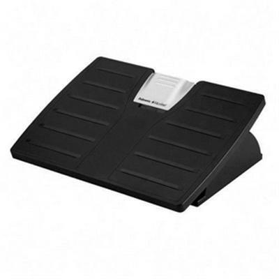Footrest w Microban Blk/Silver