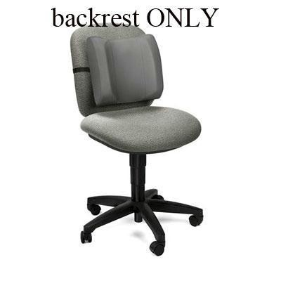 High Profile Backrest Graphite
