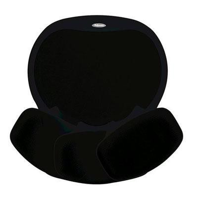 Gel Wrist Rest/MousePad  Black