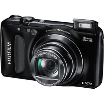 FinePix F660EXR--Black