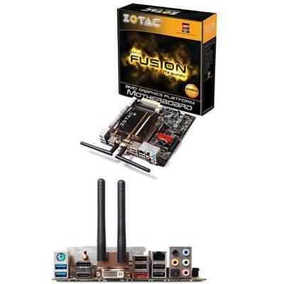 Fusion Mini-ITX DDR3