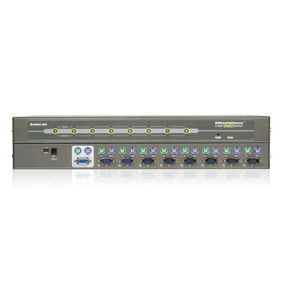 8-port Kvm Switch Ps/2