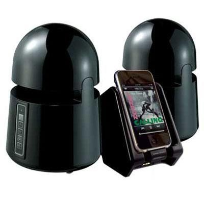 Mini-bullett Wireless Spkrs-bk
