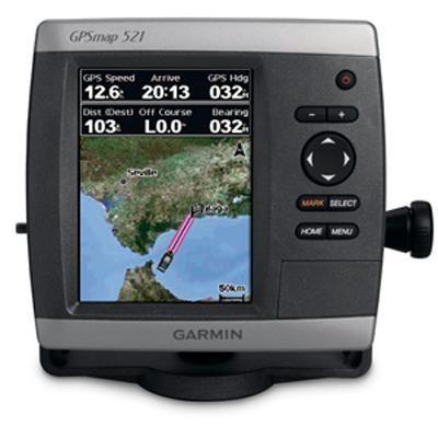Gpsmap 521s W/ Transducer