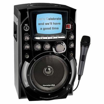 Cdg Karaoke System