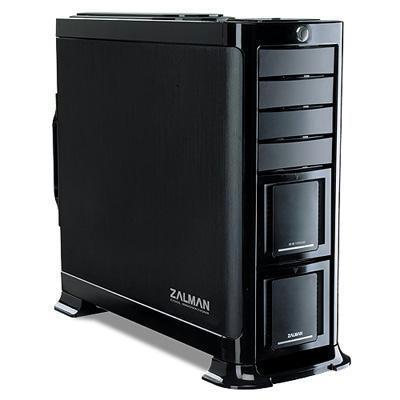 Full Tower Case Cover Black