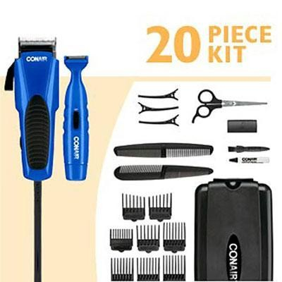20-piece Combo Haircut Kit
