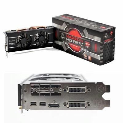RADEON HD6870 1GB DDR5 Dual