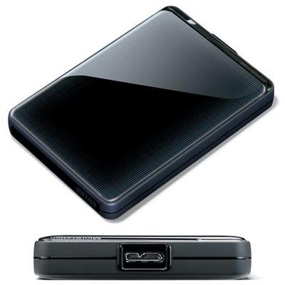 Ministation Plus 500gb Hdd Blk