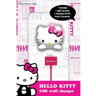 Hello Kitty Wall Charger