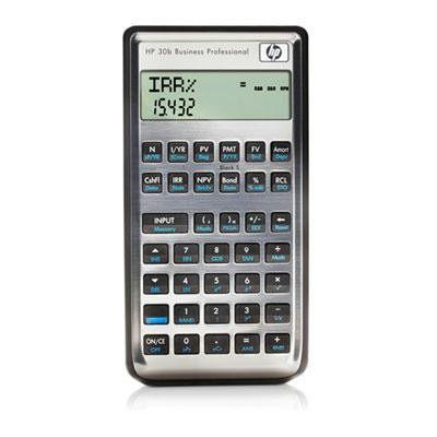 30B Financial Calculator
