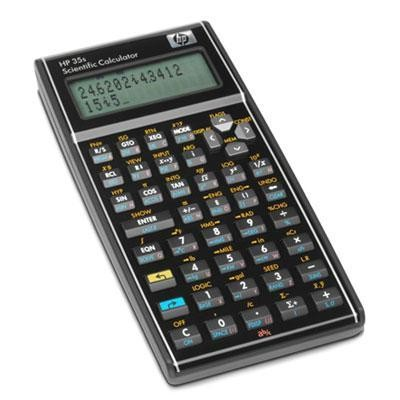 Pro Scientific Calc W Hp Solve