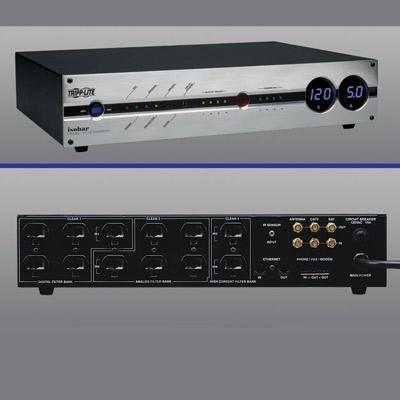 Remote 12 Outlet 5700j Surge
