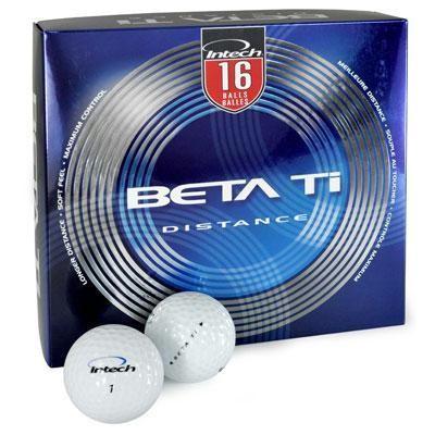 Intech Beta 16pk Ball