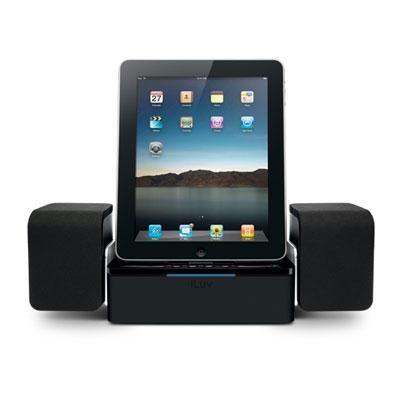 Hi-Fidelity Speaker Dock Black
