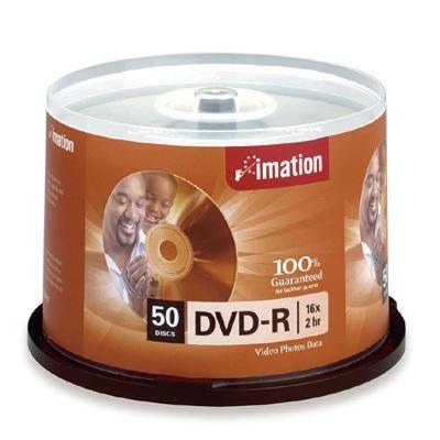 16x Dvd-r 4.7 Gb 50pk
