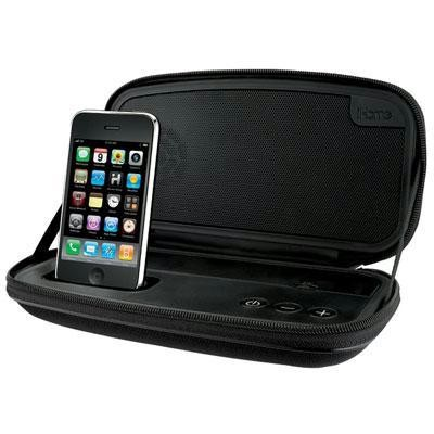 Portable Speaker Case Black