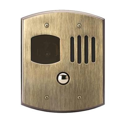 Compoint Door Station Brass