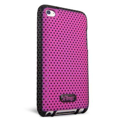 iPod Touch4 Breeze - Blk/Pnk