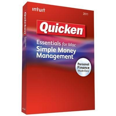Quicken Essential Mac