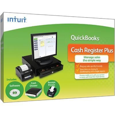 Qb Cash Register Plus2011 W/hw