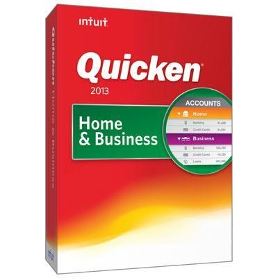 Quicken 2013 Home & Business