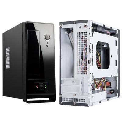 BM650 Mini ITX Slim Case
