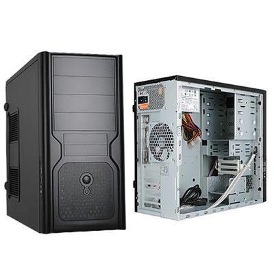 Atx Case W/ 350w, Fn, U+hd+y,