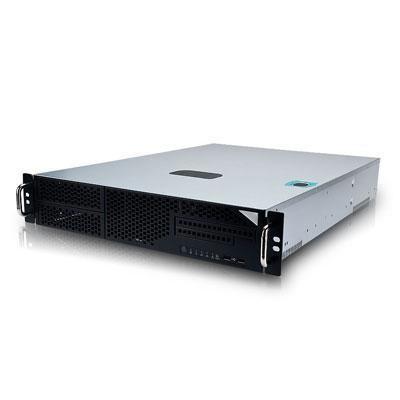 Server Case 2U 3 fans