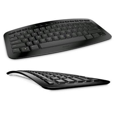 Arc Keyboard Usb Black