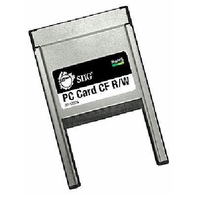 Pc Card Cf R/w