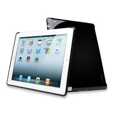 Smart Back Cover For Ipad2 Blk