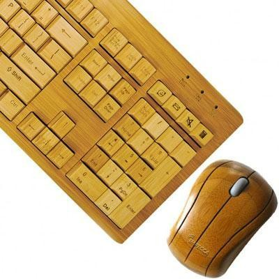 Bamboo wirelessKeyboard & Mous