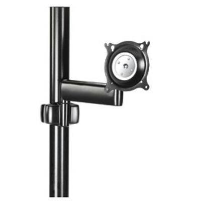 Flat Panel Single Arm Pole Mnt