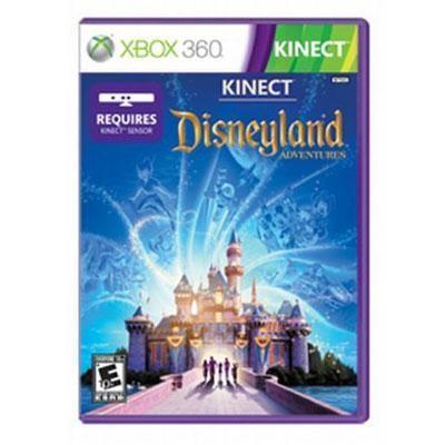 Disneyland X360 Kinect