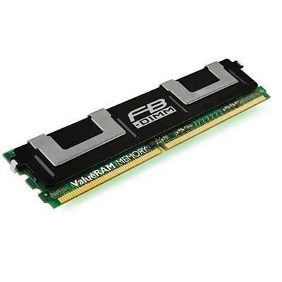 4GB 667MHz DDR2 ECC FB