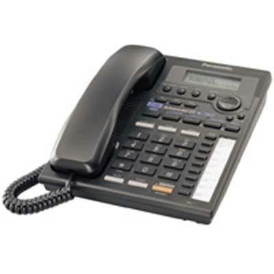 Its 8 Extensions, 2 Line Phone