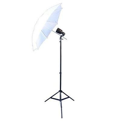 Photo Umbrella Flr Stand Light