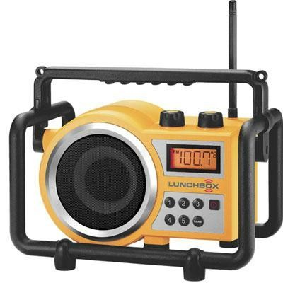 LunchBox Ultra Rugged Radio