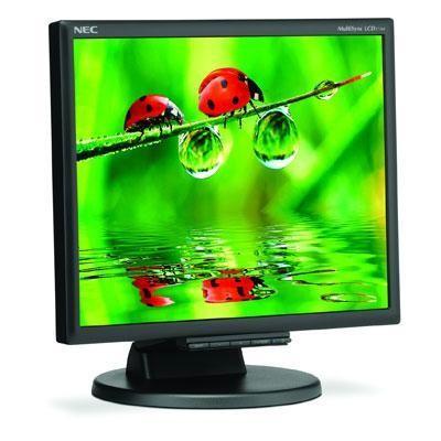 """17"""" 1280X1024 Black LCD"""