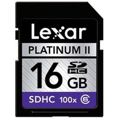 16GB Platinum SDHC