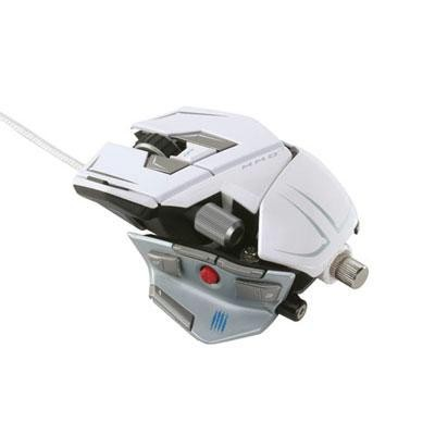 Mmo7 White Pc Gaming Mouse