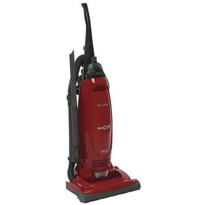 Upright Vacuum Red