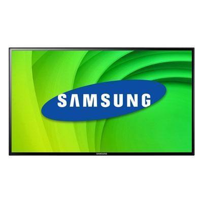 "40\"" Black  LCD TV"